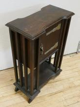 ARTS AND CRAFTS HUMIDOR STAND