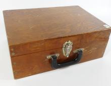 ANTIQUE PRESSED GLASS