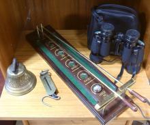 BOHEMIAN OVERLAY CRYSTAL LAMP