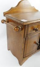 SALESMEN'S SAMPLE WASHSTAND