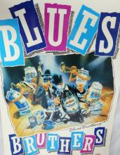 """BLUES BROTHERS"" POSTERS"