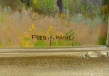 FREDERICK STANLEY HAINES