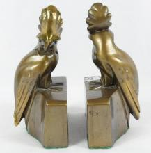 PAIR BOOKENDS