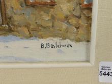 B. BALDWIN