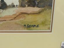 M. SEMPLE