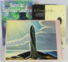 CANADIAN ART BOOKS