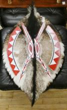 ASIAN POTTERY TABLE LAMP
