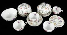 CROWN STAFFORDSHIRE TEA AND COFFEE SERVICE