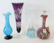 FOUR LADIES' ACCESSORIES
