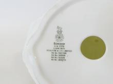 THREE BROOCHES AND EARRINGS