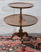 TWO-TIER TABLE