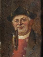 Gentleman with Pipe